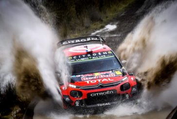 WRC – Citroën on podium with Ogier-Ingrassia ready to pounce