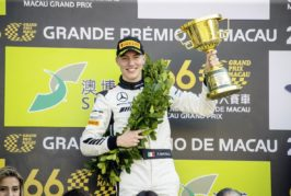 FIA GT World Cup Macau: Mercedes-AMG triumphiert beim FIA GT World Cup in Macau