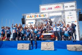 Hyundai Motorsport is mathematically crowned 2019 FIA World Rally Champion for Manufacturers