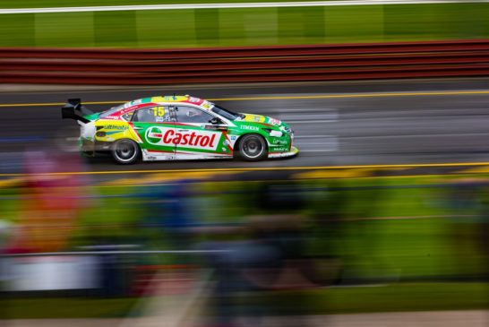 Supercars – Rick Kelly completes 550th Supercars race despite massive damage