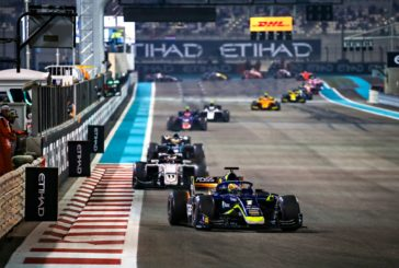 FIA Formula 2 – DAMS crowned Teams' Champions as Sette Câmara wins in Abu Dhabi