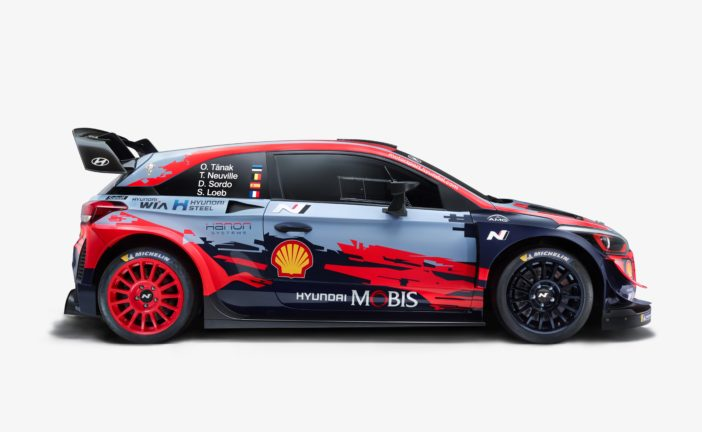 Hyundai Motorsport sets its sights on both WRC titles in 2020