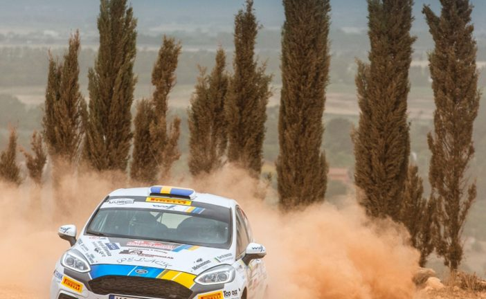 Competitive fiels entered for 2020 FIA Junior WRC Championship