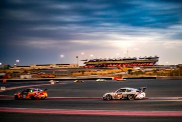 Black Falcon Mercedes-AMG wins rain-shortened 15th 24H Dubai