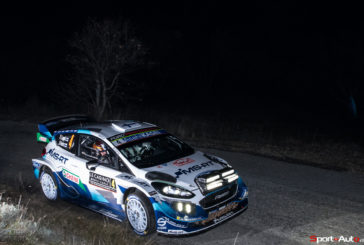 WRC – Tought start for M-Sport Ford