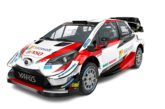 Toyota Yaris WRC trio start a new chapter with a classic challenge
