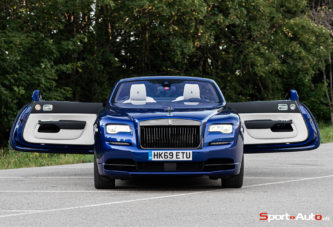 Essai – Rolls-Royce Dawn Black Badge